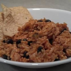 Slow Cooker Mexican Chicken and Rice Recipe