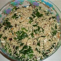 Refreshing Summer Orzo Salad