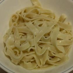 Grandma's Butter Noodles Recipe