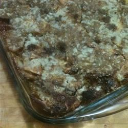 Photo of Apple Bread Pudding Pie by Inspired by Home Cooks