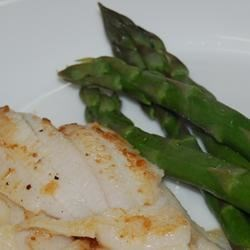 Lemon Pepper Cod
