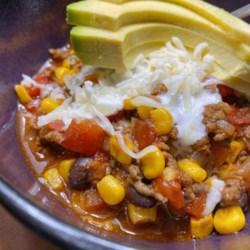instant pot r taco soup printer friendly