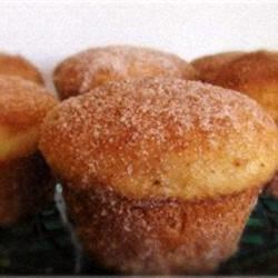Photo of Sugar 'n Spice Mini Gingerbread Muffins by clarkba