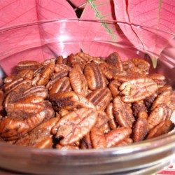 Hot and Spicy Pecans Recipe