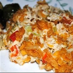 Hot Chicken Salad I Recipe