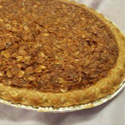 Oatmeal Pie II Recipe