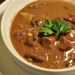 Photo of Slow Cooker Beef Round Stew by Donna Jeanne