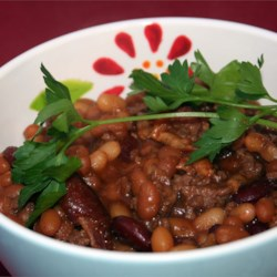 Sweet Barbeque Beans Recipe