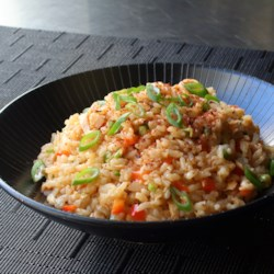 spicy tuna rice bowl printer friendly