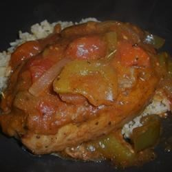 Tomato Pork Chops I Recipe