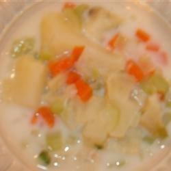 Pud's Potato Soup