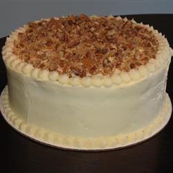 My Red Velvet Cake