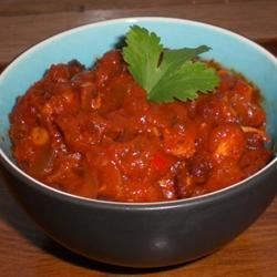 Photo of Amazing Hawaiian Chicken Chili by Jessica and Antonia