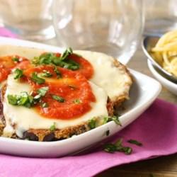 air fryer eggplant parmesan printer friendly