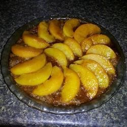 Beef Peach Pie Recipe