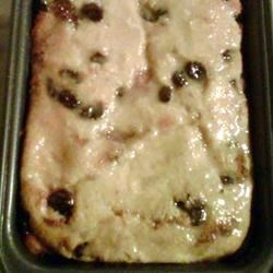 Photo of Eggnog Bread Pudding with Coquito Sauce by Childofchaos