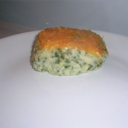 Sally''s Spinach Mashed Potatoes