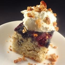 Photo of Blueberry Upside-Down Banana Nut Bread by Kailey W.