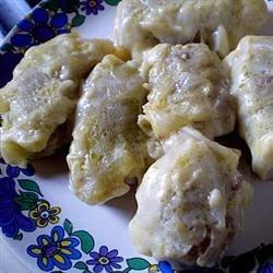 Pork Cabbage Rolls