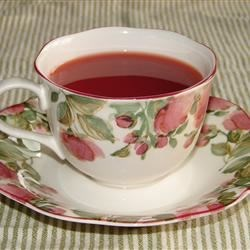 Fuss Free Hot Cranberry Tea Recipe