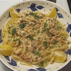 Easy Smoked Salmon Pasta Recipe