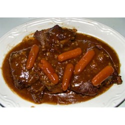 Cola Pot Roast II Recipe