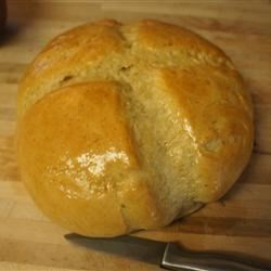 Sourdough Bread II Recipe