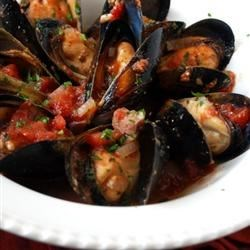 Love Mussels Recipe