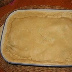 Kae's Turkey Pot Pie Recipe