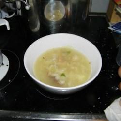 Ham, Potato and Cabbage Soup