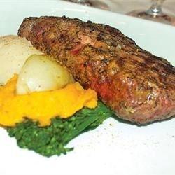 Photo of BBQ Steak Teriyaki by Sandi