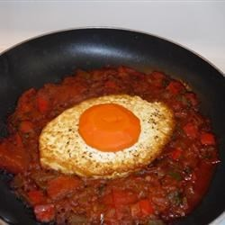 Shakshooka Recipe