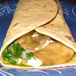 Mediterranean Wrap Recipe