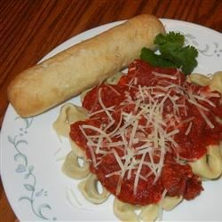 Slow Cooker Spaghetti Sauce II Recipe