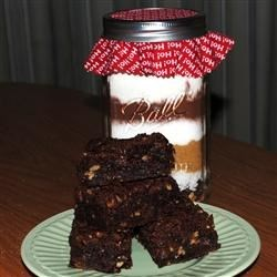 Sandcastle Brownie Mix Recipe