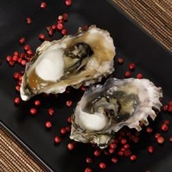 Grilled Oyster Shooters Recipe