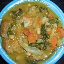 Ribollita (Reboiled Italian Cabbage Soup) Recipe