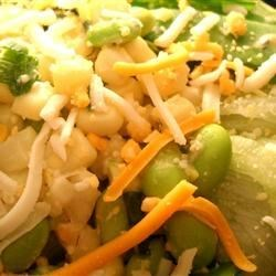 Zesty Garden Salad Recipe