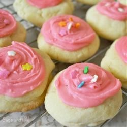 Soft Sugar Cookies IV Recipe