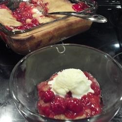 Cherry Cobbler II Recipe