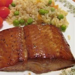 Delicious Salmon Recipe