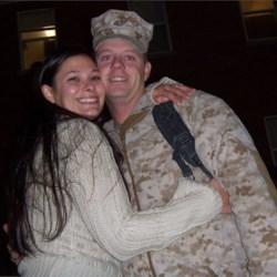 Me and My wonderful Husband!