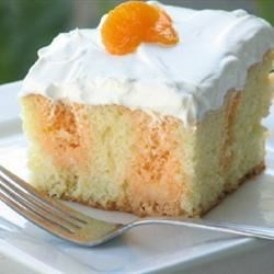 Photo of Creamy Orange Cake by Bea Gassman