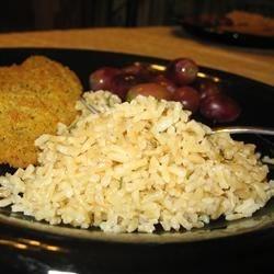 JARRIE's Semi-Indulgent Easy Brown Rice (October 5, 2010)