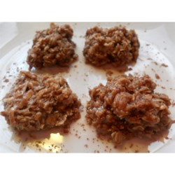 No Bake Chocolate Cookies I