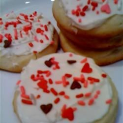 Becky's Sugary Sugar Cookies Recipe