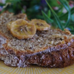 Dad's Banana Nut Bread Recipe