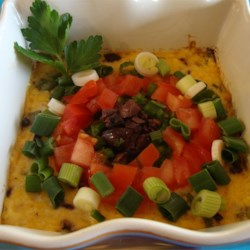 Southwest Baked Chili Dip Recipe