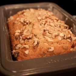 Lower Fat Banana Bread II Recipe