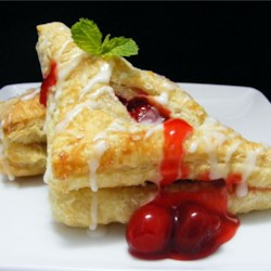 Quick Cherry Turnovers photo by abapplez - Allrecipes.com - 785432